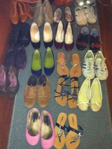 Shoes x 22